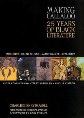 Making Callaloo: 25 Years of Black Liter 9780312290214