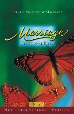 Marriage Devotional Bible-NIV 9780310911203