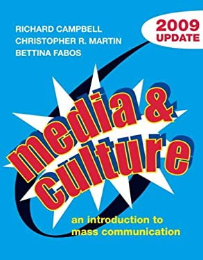 Media & Culture: An Introduction to Mass Communication (2009) 9780312478247
