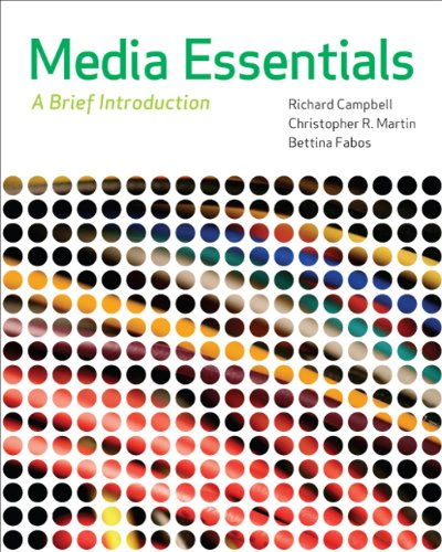 Media Essentials: A Brief Introduction 9780312590857