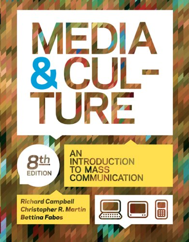 Media & Culture: An Introduction to Mass Communication 9780312644659