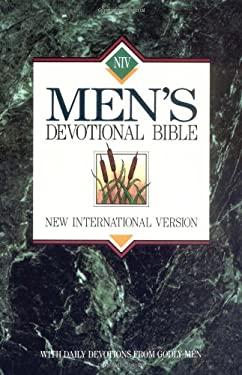 Men's Devotional Bible-NIV 9780310915850