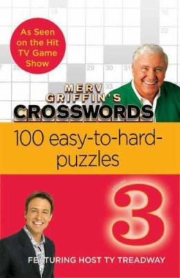 Merv Griffin's Crosswords Pocket: 100 Easy-To-Hard Crossword Puzzles 9780312947002