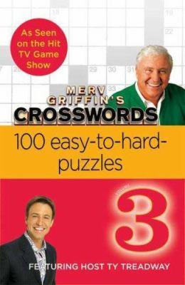 Merv Griffin's Crosswords Pocket: 100 Easy-To-Hard Crossword Puzzles