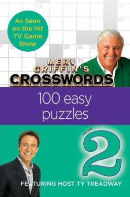 Merv Griffin's Crosswords Volume 2: 100 Easy Puzzles 9780312378844