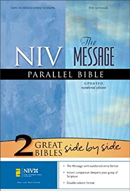 NIV/The Message Parallel Bible 9780310937135