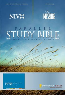 Message Parallel Study Bible-PR-NIV/MS-Numbered 9780310939450