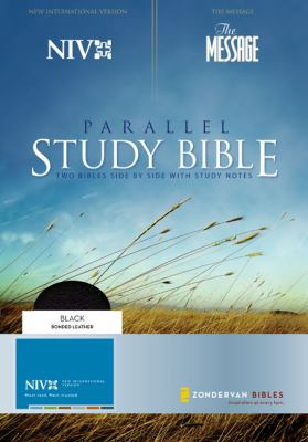 Message Parallel Study Bible-PR-NIV/MS-Numbered 9780310939740