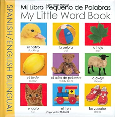Mi Libro Pequeno de Palabras/My Little Word Book 9780312494629