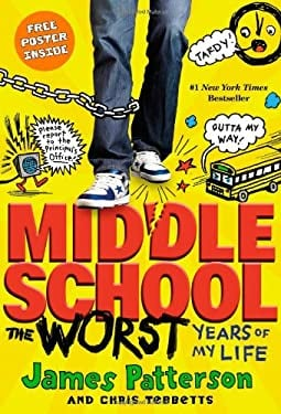 Middle School, the Worst Years of My Life 9780316101691