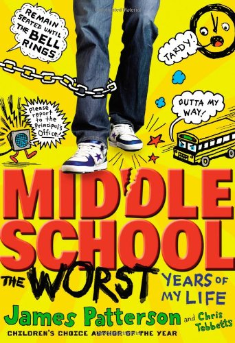 Middle School, the Worst Years of My Life 9780316101875