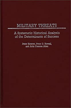 Military Threats: A Systematic Historical Analysis of the Determinants of Success 9780313238253
