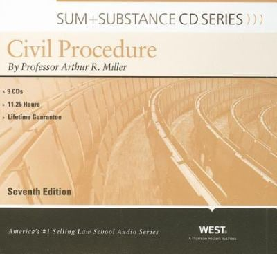 Civil Procedure 9780314207159