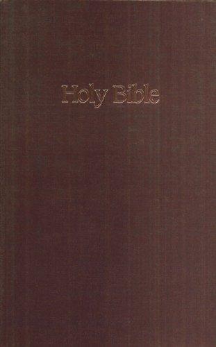 Ministry & Pew Bible-NIV 9780310902638