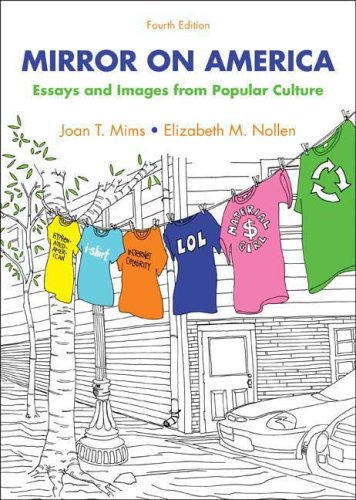 Mirror on America: Essays and Images from Popular Culture 9780312477127