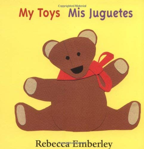 Mis Juguetes = My Toys 9780316174947