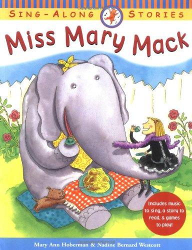 Miss Mary Mack 9780316076142