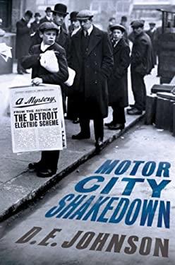 Motor City Shakedown 9780312644574