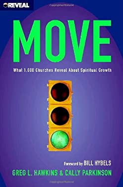 Move: What 1,000 Churches Reveal about Spiritual Growth 9780310325253