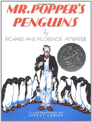 Mr. Popper's Penguins 9780316058421