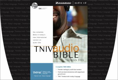 TNIV Audio Bible: Complete Bible 9780310922858