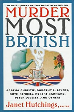 Murder Most British: Stories from Ellery Queen's Mystery Magazine