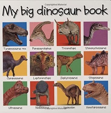 My Big Dinosaur Book 9780312493288
