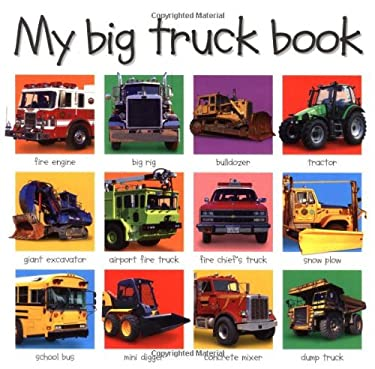 My Big Truck Book 9780312490850