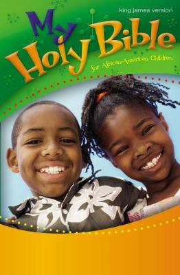 My Holy Bible for African-American Children-KJV 9780310719878