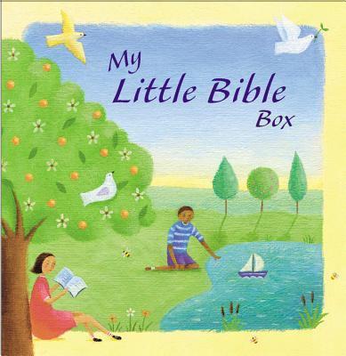 My Little Bible Box Set 9780316736695