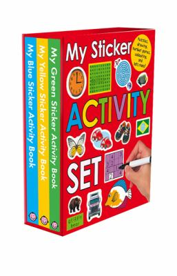 My Sticker Activity Set 9780312513207
