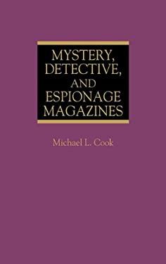 Mystery, Detective, and Espionage Magazines 9780313233104
