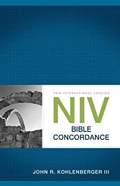 NIV Bible Concordance 9780310494904