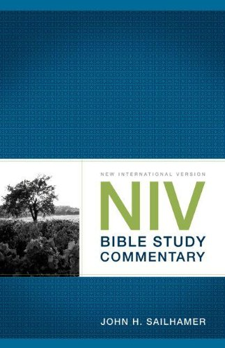 NIV Bible Study Commentary 9780310331193