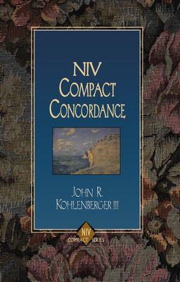 NIV Compact Concordance 9780310228721