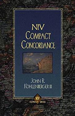NIV Compact Concordance 9780310594802