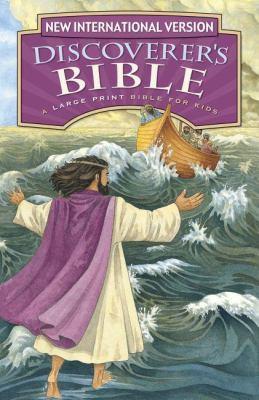 Discoverer's Bible-NIV 9780310722359