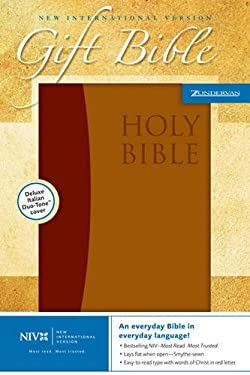 NIV Gift Bible, Ltd 9780310628088