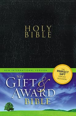 Gift and Award Bible-NIV 9780310434375