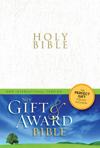 Gift and Award Bible-NIV 9780310434405
