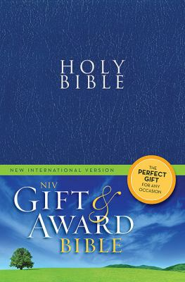 Gift and Award Bible-NIV 9780310434443