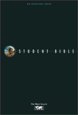 NIV Student Bible, Revised Bible League 9780310946632