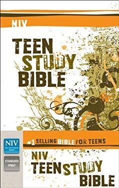 Teen Study Bible-NIV 9780310722519