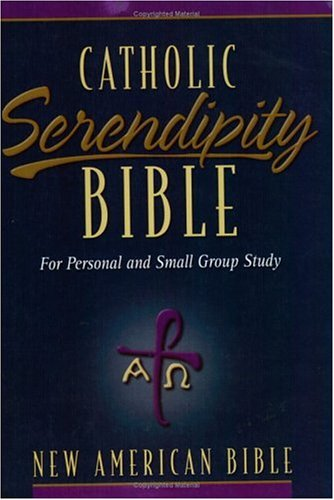 Nab Catholic Serendipity Bible: For Personal and Small Group Study 9780310937388
