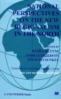 National Perspectives on the New Regiona 9780312226831