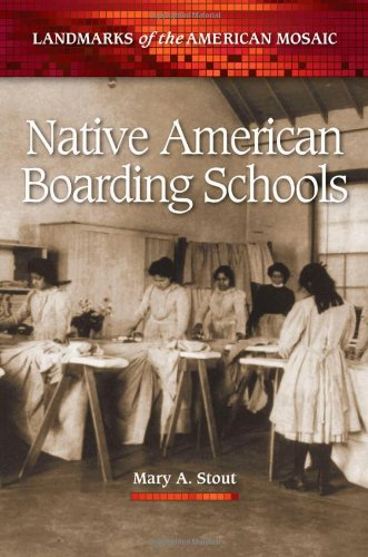 Native American Boarding Schools 9780313386763