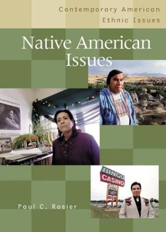 Native American Issues 9780313320026