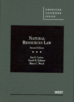 Natural Resources Law, 2D 9780314199577