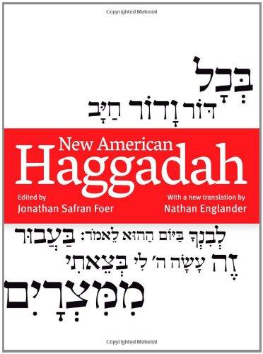 New American Haggadah 9780316069861