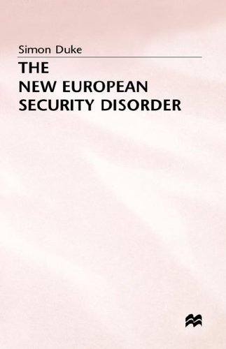 The New European Security Disorder 9780312123710